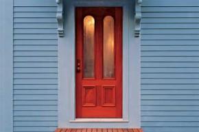 Fasadinės durys